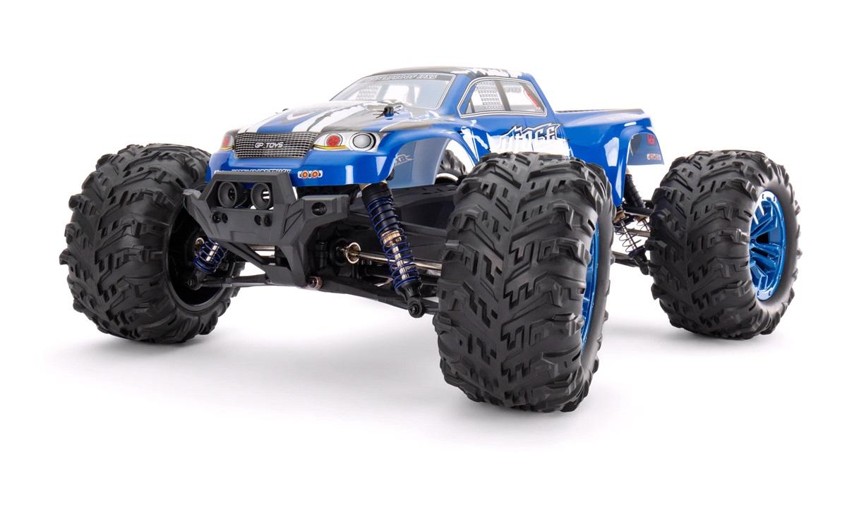 Fjernstyret bil Monster Truck 40 km/t