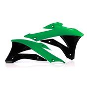 Kølerskjolde grøn/sort Acerbis, KX85 14<