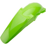 Bagskærm grøn Acerbis, KX125 03<
