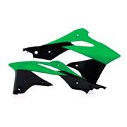 Kølerskjolde grøn/sort, KX250F 13<