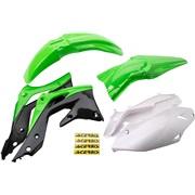 Plastikkit grøn Acerbis, KX450F 2012