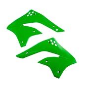 Kølerskjolde Acerbis grøn, KX450F 06-08