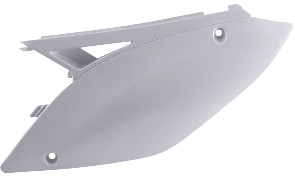 Sidenummerplader hvid, KX450F 09-11