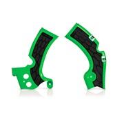 Stelbeskyttere grøn Acerbis, KX450F 09<