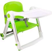 Barnestol med aftagelig bakke & quickfix