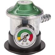 Gasregulator med manometer, Danmark