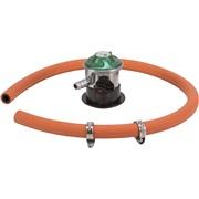 Gasmonteringssæt ClickOn ventil + slange