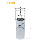 WIX Oliefilter 51791