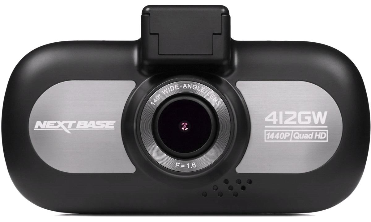 Dashcam Bilkamera DVR Nextbase 412GW