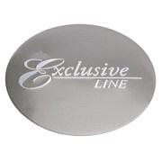 Logo EXCLUSIVE LINE til Shine fælg 120mm