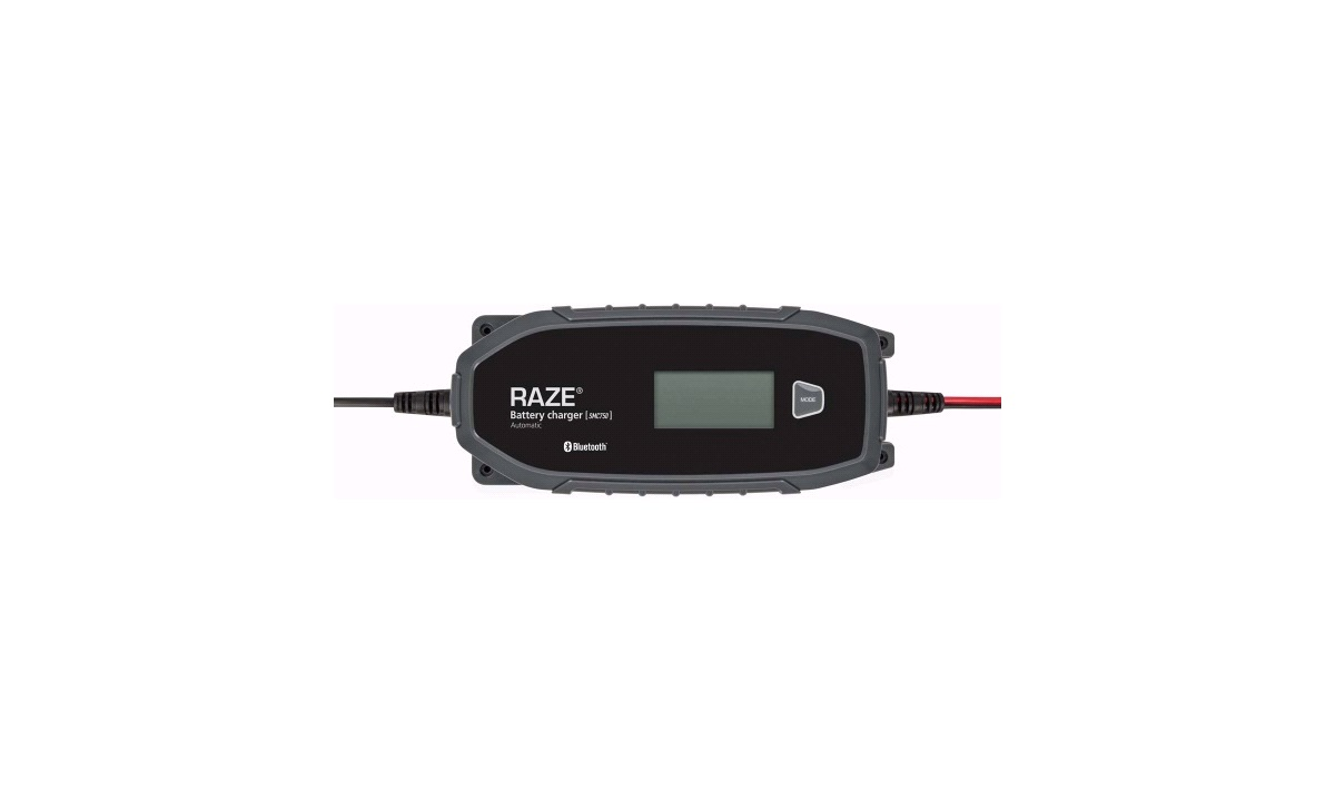 RAZE SMC750 SMART APP Batterilader 7.5A