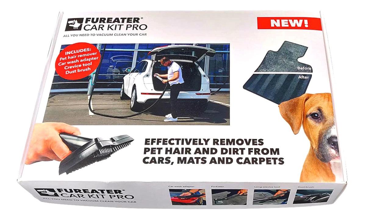 FurEater Car Kit Pro