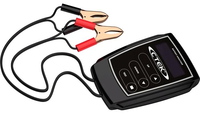 Ctek batteritester