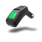 USB udtag 12V med digital batteritester