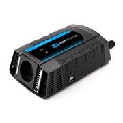 Omformer 12-230V 400W+USB MOBILI. PI-400