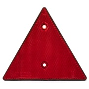 Trekantrefleks rød 150 mm