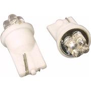 Pæresæt, W5W, 4 LED hvid, 6000K