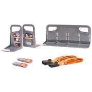 Bagageholderkit, Stayhold Super Pack Grå