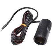 Lighter hunstik 12/24V 8A med 1,8M kabel