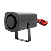 Micro sirene 100 dB 6/12