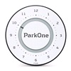 Elektronisk P-skive ParkOne 2 Alpine Wh