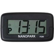 Elektronisk P-skive NANOPARK