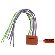 Højttaler adapter ISO/Universal