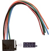 Strømadapter ISO/Universal