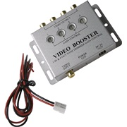 Multi video booster 1 in/4 out 12V