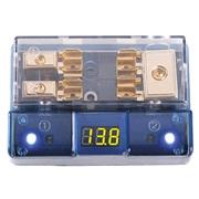 Sikringsbox med LED