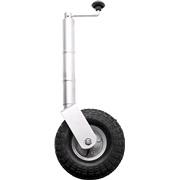 Næsehjul med luftgummihjul