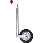 Næsehjul med massivt gummihjul AL-KO