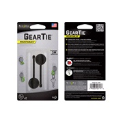 "Gear Tie mountable 2"" 2-pak sort"