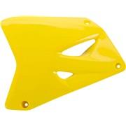 Kølerskjold gul Acerbis, RM85 00<