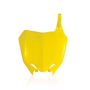 Fornummerplade gul, RM-Z250 10<