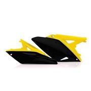 Sidenummerplader sort/gul, RM-Z250 10<