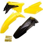 Plastikkit gul Acerbis, RM-Z450 08<