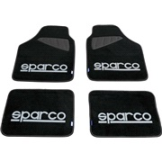Bundmåttesæt Black/Grey SPC SPARCO