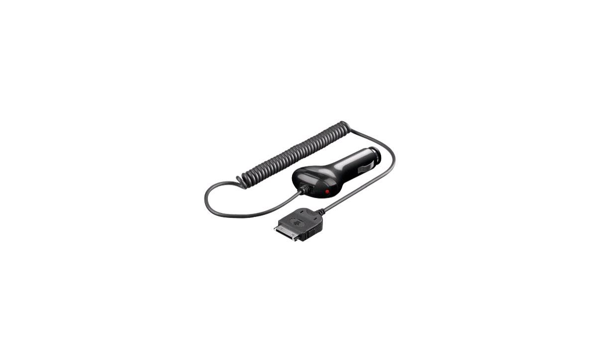 12/24V autolader til iPhone 4/iPad/iPad2
