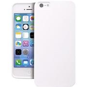 TPU cover hvid iPhone 5/5S/SE