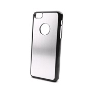 Cover brushed aluminium iPhone 5C