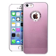 Cover Pink Alu iPhone 5/5S/SE