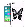 TPU cover Butterfly iPhone 4/4S