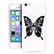 TPU cover Butterfly iPhone 5/5S/SE