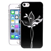 TPU cover Flower iPhone 5/5S/SE