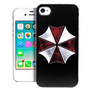 TPU cover Umbrella iPhone 4/4S