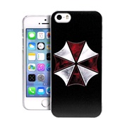 TPU cover Umbrella iPhone 5/5S/SE