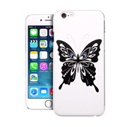 TPU Cover Butterfly iPhone 6/6S