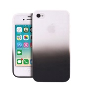 Cover Soft TPU black iPhone 4/4S