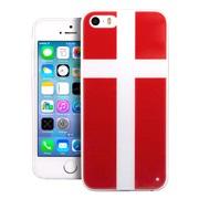 TPU cover DANMARK iPhone 5/5S/SE